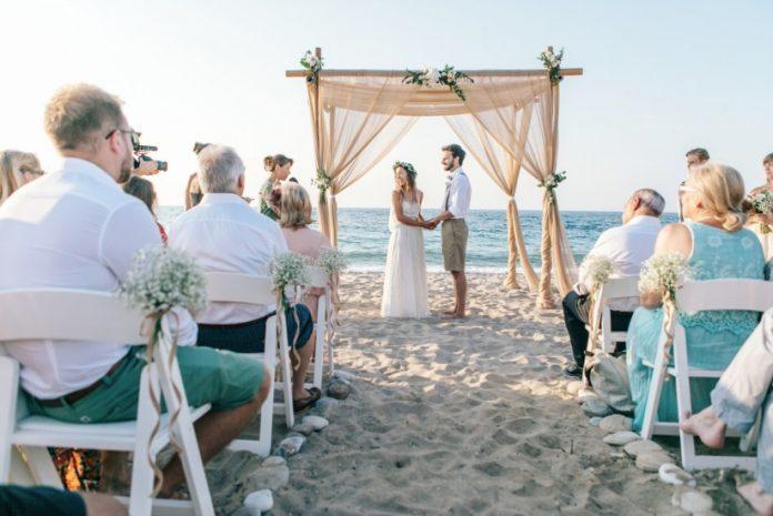 Γαμήλια Δεξίωση με στυλ σε οικονομική τιμή